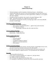 Ch. 12- Antimicrobial Drugs.docx
