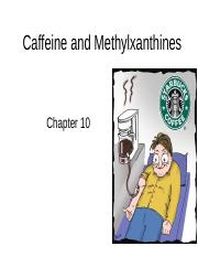 Lecture 4-Caffeine.ppt