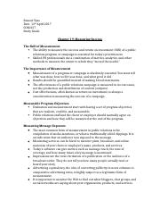 Study Guide G&H Chapter 19