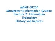 Lecture_2_3_Information Technology