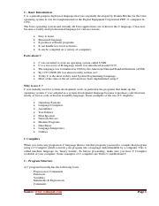 daniel ritchie c programming pdf