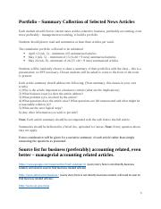 Business Articles - Rubric - Sources.docx