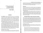 Religion 206_Patte_Lecture Notes on the Witness of Active Resistance - the Ethics of Revelation in A