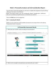 Week_1_Personality_Analysis_and_Job_Consideration_Report_Template-Seyed Arash Adeli.docx