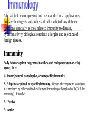 Immunology(good concise)