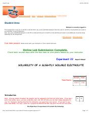 Experiment 22 SOLUBILITY OF A SLIGHTLY SOLUBLE ELECTROLYTE .pdf