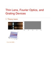 Lecture 9 on Thin lens and Fourier optics_segment 2