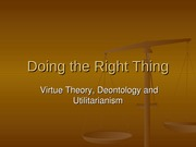 PHIL 201 Updated Ethical Theory