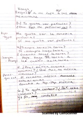 Spanish_Writing Proper Sentences