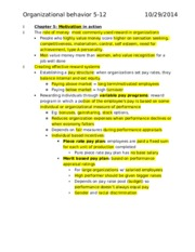 Organizational-behavior-notes-5-12