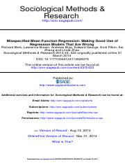 6 Misspecified Mean Function Regression.pdf