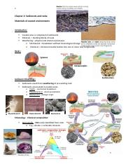 Chapter 3 Sediments and rocks