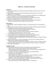 Ch. 5 Notes (Part 1)