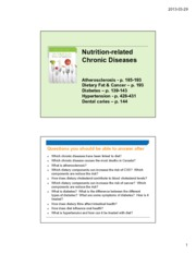15-Nutrition-related Chronic Diseases - posting [Compatibility Mode]