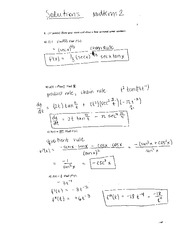 MAT 16A Midterm 2 Actual Solutions