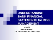 L1_2 Bank fin statements