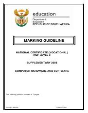 NC190 - COMPUTER HARDWARE AND SOFTWARE L3 MEMO 2009.pdf