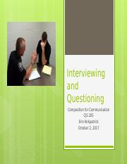 Interviewing and question presentation.pptx