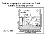 challenges of food marketing