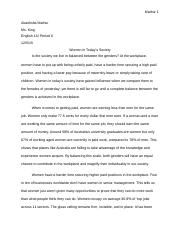 Informational Essay Revised.docx