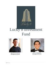 Lucky 8 Investment Fund Prospectus.docx