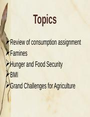 Hunger and Food Security Lecture 3 Feb 17 Spring 2017 posted(1).pptx