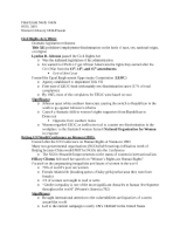 Final Study Guide two terms