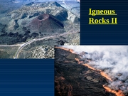 Geology 101 Igneous RocksII_2007
