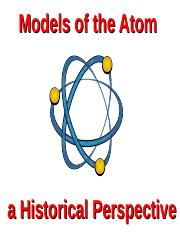 atomic-models review.ppt