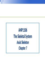 5 - Axial skeleton.pptx