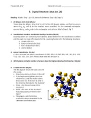 HW2-crystal-structure