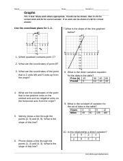 Holt McDougal Mathematics Free Response Test A 1 460 330 790