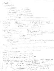 Notes on Two-Sample Notes