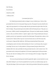 Global Econ Paper