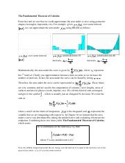 The Fundamental Theorem of Calculus.pdf