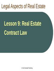 CA Law Lesson 9 PPT.ppt
