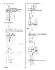 Pre-Calculus Homework Solutions 60