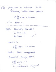 MATH 212 Lecture 20 Notes