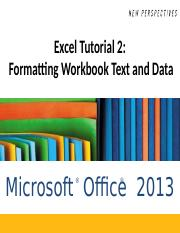 4-Excel Ch 2 - Formulas and Func - Perform Quant Analy.pptx