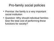 1004.chap10.Pro-family social policies
