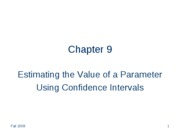 Chapter 09 - Sections 1, 2 & Chapter 07 - Section 4