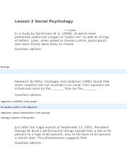 Lesson 3 Social Psychology.docx