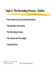 TOPIC_4_-_THE_RECORDING_PROCESS