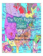 Northern Dialect