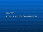 Business Ethics_Chapter 9