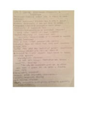 Abnormal Psych 6 (class notes)