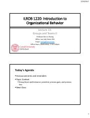 ILROB 2017 - Lecture 13 - Groups and Teams II.pdf
