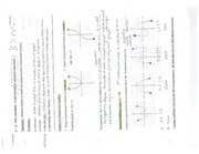 Precal Ch.2-2 pt. 1 Notes