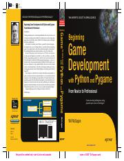 Beginning Game Development with Python and Pygame.pdf