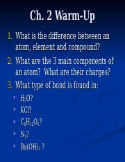 Ch. 2a Intro Chem F17.ppt